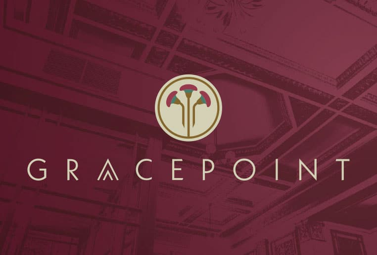 Brand design for Gracepoint