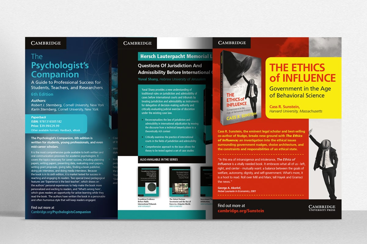 A5 Leaflet designs