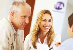 Brochure design for IFA Financial