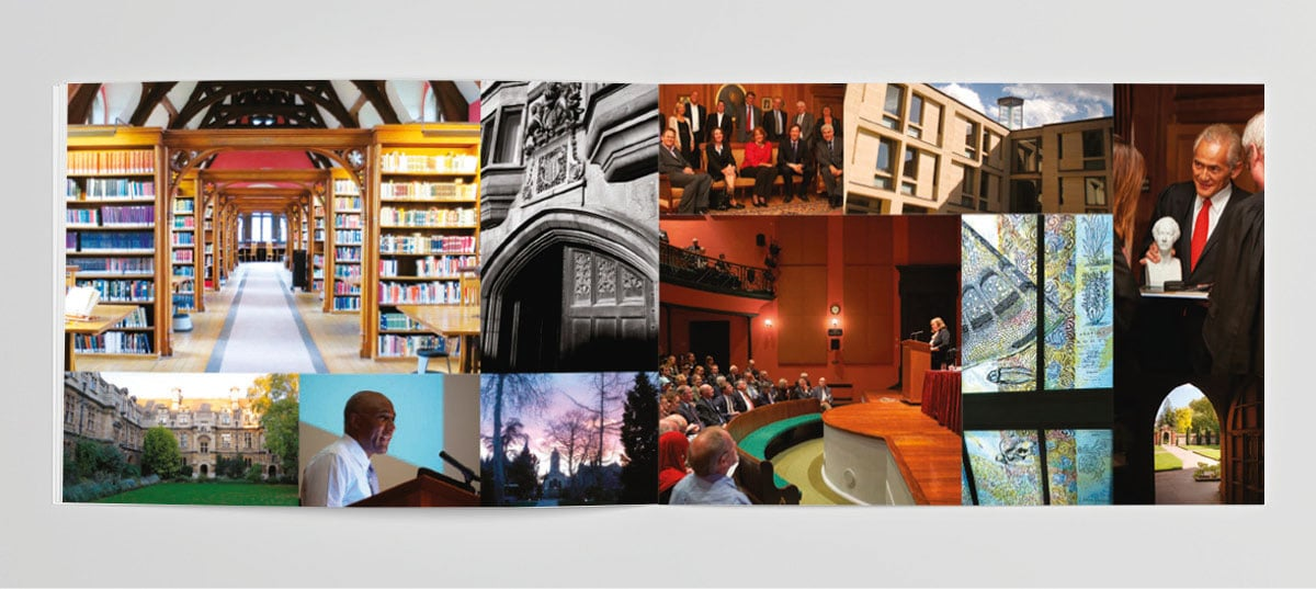 Brochure Image collage