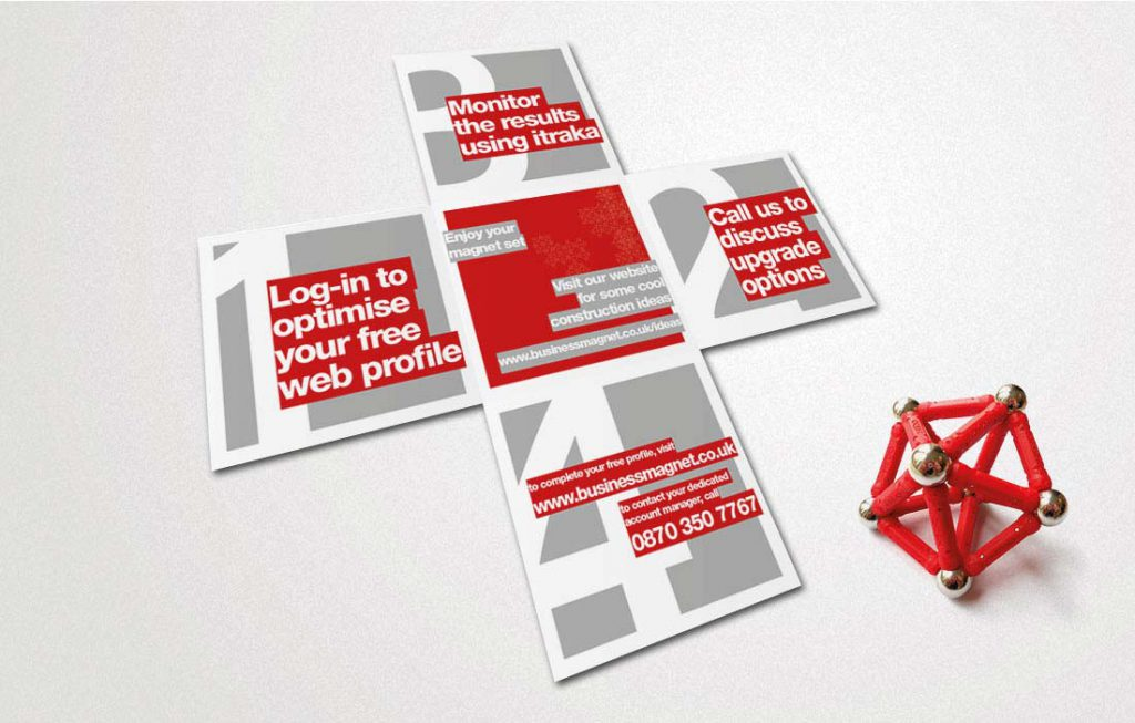 Direct Mail Design for Hertfordshire business