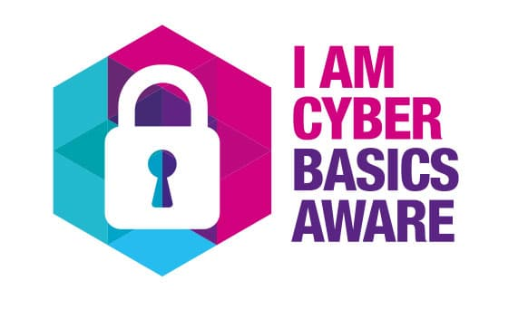 Cyber Basics Aware Logo design ideas